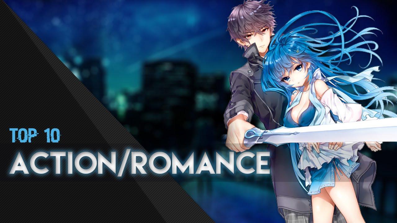 romance anime action Dubbed