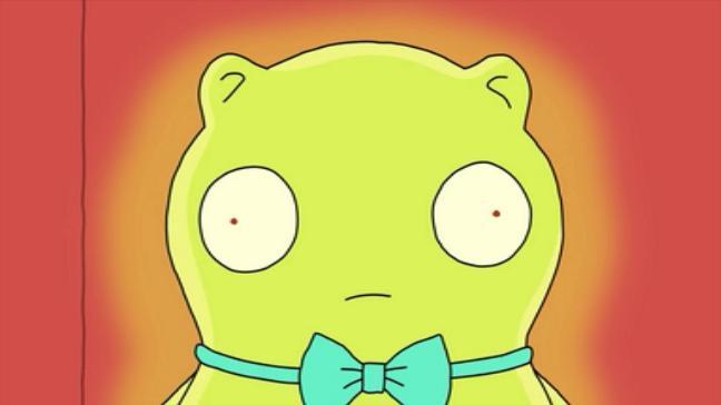 burgers louise anime Bobs