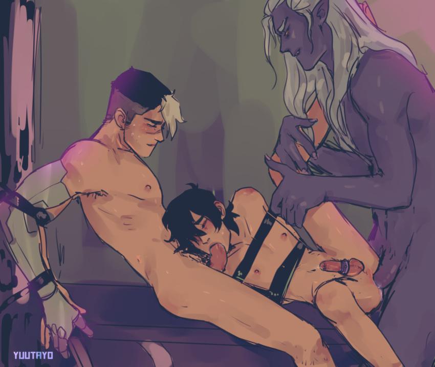 anime cock Gay
