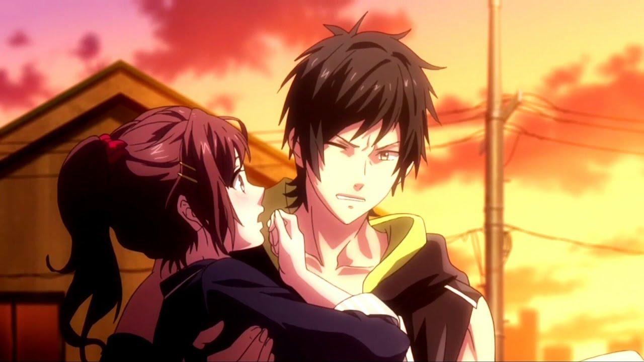 romance gif Anime